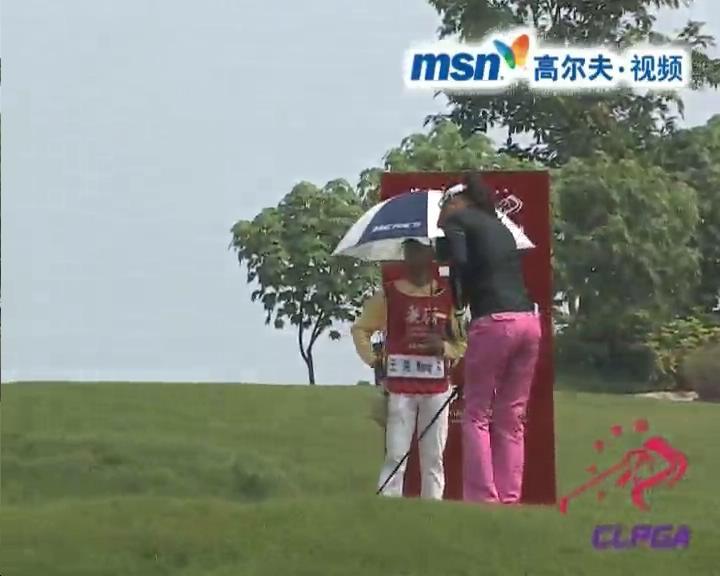 蓝光观岭挑战赛视频_高尔夫球赛事视频_2010 china